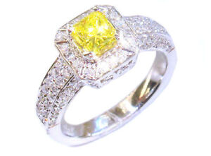 1-15ct-1-DIAMANTE-ANILLO-EN-14k-ORO-BLANCO