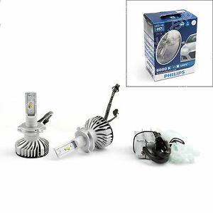philips h7 200 bulb light x treme ultinon led 6000k white headlight lamp 12v ebay. Black Bedroom Furniture Sets. Home Design Ideas