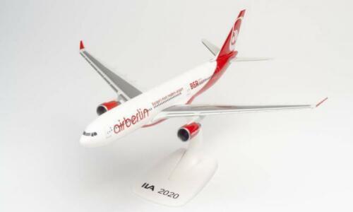 Herpa snap Wings 1:200 airbus a 330-200 Air Berlin-ila 2020 612579