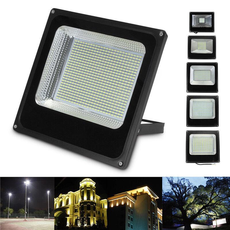 30W 50W 100W 150W 200W LED Fluter Flutlicht Außen Scheinwerfer Gartenlampe Weiß | Bevorzugtes Material  | Räumungsverkauf  | Online Outlet Store