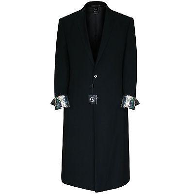 RYNSHU MASATOMO JAPAN $3,489 camo camouflage sequined cuff coat jacket XXL NEW