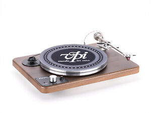 Details about VPI Player Turntable with Built in Phonostage and Headphone  Amp - Walnut