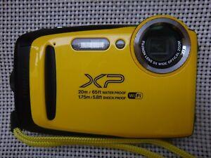 Fujifilm-finepix-XP130-16-4mp-Waterproof-Shockproof-Bluetooth-Wifi-HD-Movie