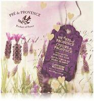 Pre De Provence French Soap Lavender Heart Gift Box 100g X 4 Shea Butter Enrich