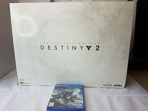 Destiny-2-PS4-PlayStation-4-Collectors-Edition-Brand-New-and-Sealed