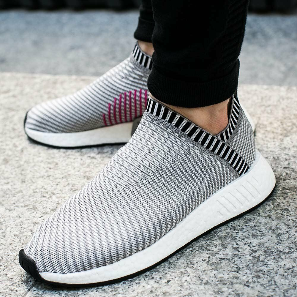 Adidas NMD CS2 City Sock 2 Grey Size 11.5. BA7187 PK Ultra Boost Yeezy