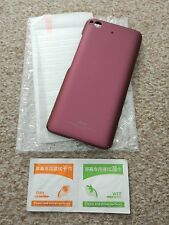 Xiaomi Mi5s Hard Case Purple with Screen Protector MSVII