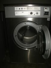 Wascomat Front Load Washer Extractor Coin Op 75lbs 3ph Model W675 Refurb