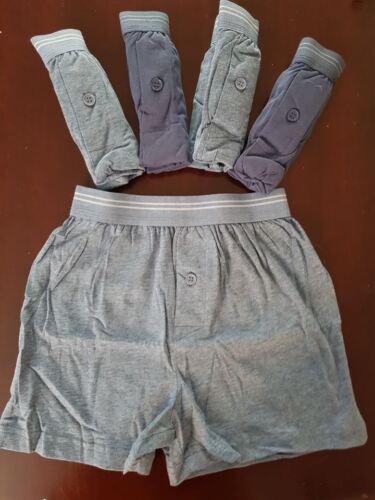 Sale 5 Pack Boys Kids Classic Cotton Jersey Boxer Short Elasticated Waist 9-10 Y