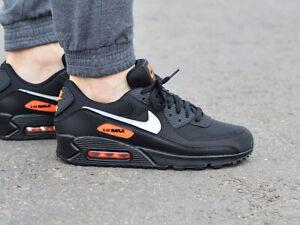 Détails sur Nike Air Max 90 DJ6881-001 Chaussures Hommes