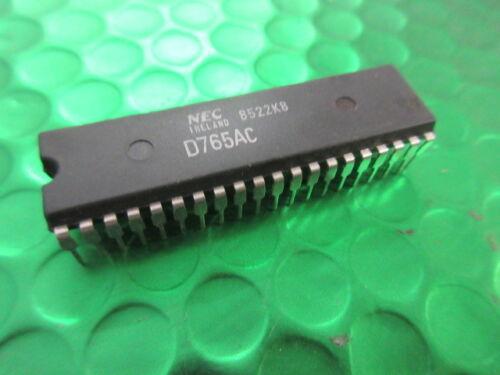 NEC FD contrôleur D765 DIP//DIL 40 * 2 par vente * Just £2 .49ea D765AC UPD765AC