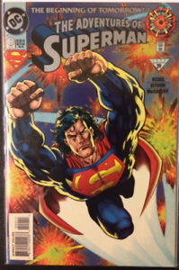 DC-Comics-The-Adventures-Of-Superman-0-1994-VF