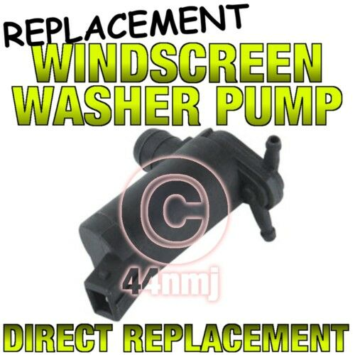 Ford Fiesta Escort Mk4//5 Twin Outlet Washer Pump 05-266