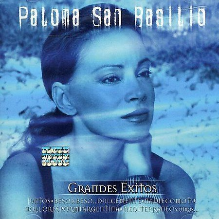 Serie De Oro Grandes Exitos By Paloma San Basilio Cd Jan 2003 Emi For Sale Online Ebay