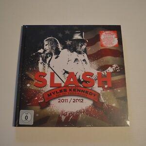 SLASH-2011-2012-2CD-2DVD-LTD-EDITION-NEW-amp-SEALED