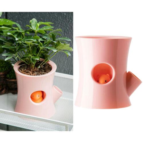 Auto Self Watering Flower Pot Self-Absorbent Lazy Planter Plant Pot Garden
