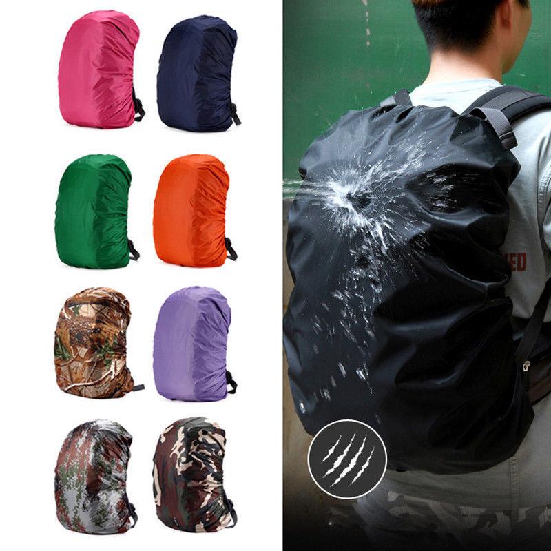 5 Sizes Travel Hiking Backpack Camping Rucksack Bag Waterproof Dust Rain Cover