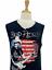 thumbnail 2 - Vintage Brad Paisley Men's Rare Black Concert Tee Destroyed T Shirt Tank Medium