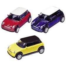 12x Modellauto Mini Cooper Spielzeugauto Rückzugmotor