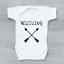 miniature 5 - Wildling, Funny Game of Thrones, Baby Grow Bodysuit Vest Unisex Gift