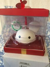 Disney Park Pack BayMax Big Hero 6 Ear Hat Ornament LIGHTS UP MARCH 2017 NIB SUB
