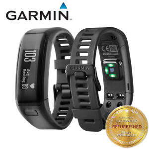 Garmin-Vivosmart-HR-Sport-Tracker-Heart-Rate-Monitor-HRM-TouchScreen-Black