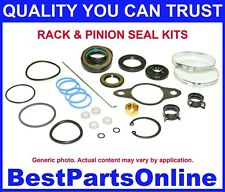 Power Steering Seals Power Steering Rack and Pinion Seal Kit for Acura MDX