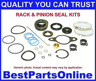 Power Steering Rack and Pinion Seal Kit for Honda Civic Power Steering Seals