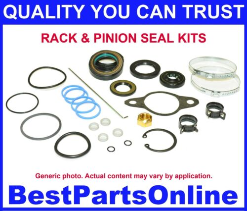 Power Steering Rack and Pinion Seal Kit for TOYOTA paseo 91-97 Tercel 91-98