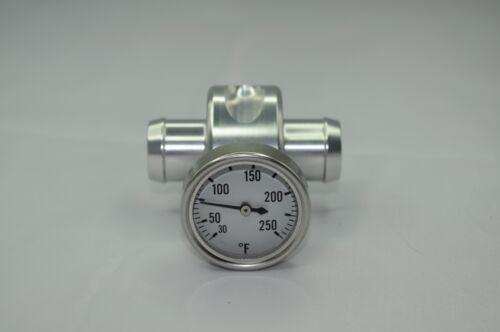 Engine Temperature Gauge KFX450 YFZ450 RAPTOR TRX250R ATC250R BANSHEE silver