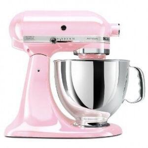 kitchenaid ksm150pspk pink komen foundation artisan series 5 qt rh ebay com kitchenaid mini mixer pink kitchenaid mixer pink black friday
