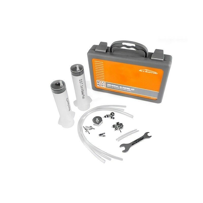 Freni Entlüftungs Kit per Idraulico Freno Bici MTB  Ebike Pedelec Universal  discount sale