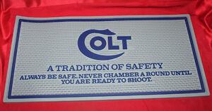 Colt-Firearms-Factory-Counter-Mat