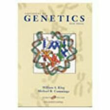 Concepts of Genetics (6th Edition)