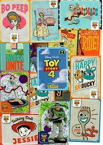 PANINI-Toy Story 4-Carte 28