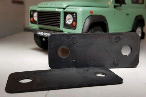 Land Rover Defender Series 3 90 110 Door Bulkhead Hinge Packing Shims MWC1898 x2