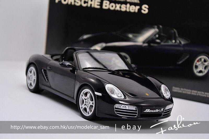 Kyosho 1 18 Porsche BOXSTER S RS60