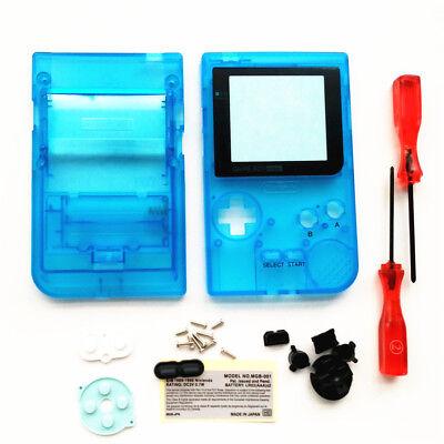 For GBP Nintendo Gameboy Pocket Full Housing Shell Case- Colors Buttons  Optional | eBay