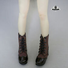 MSD Shoes 1/4 BJD Shoes Supper Dollfie Boots MID Dollmore Luts AOD DZ High heels