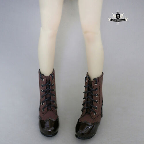 MSD Shoes 1//4 BJD Shoes Supper Dollfie Boots MID Dollmore Luts AOD DZ High heels