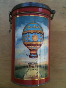 VITTORIA-COFFEE-40TH-ANNIVERSARY-1958-1998-REASEALABLE-500g-TIN-BALLOONING