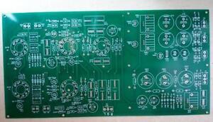 1pcs-MM-MC-Phono-Amplificateur-Bare-PCB-Circuit-base-sur-Marantz-7