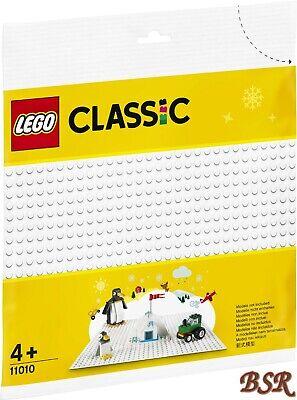 LEGO®  Bauplatte Grundplatte 32x32 Noppen weiss white 11010 NEU /& OVP 3811 weiß