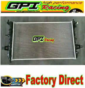 NEW-radiator-FOR-HOLDEN-ASTRA-TS-ZAFIRA-1-8-2-0L-Manual-only