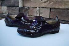 PUMA Rudolf Dassler By Alexander Van Slobbe Sneakers WOMEN'S PURPLE US 7 EU 38