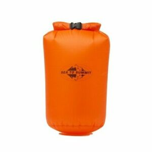 ORANGE 4L - Sea to Summit Ultra-Sil Tough, Flexible and Waterproof Dry Sack