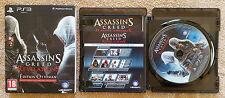 Assassins Creed Revelations Edition Ottoman PS3 / FR / rare / envoi gratuit