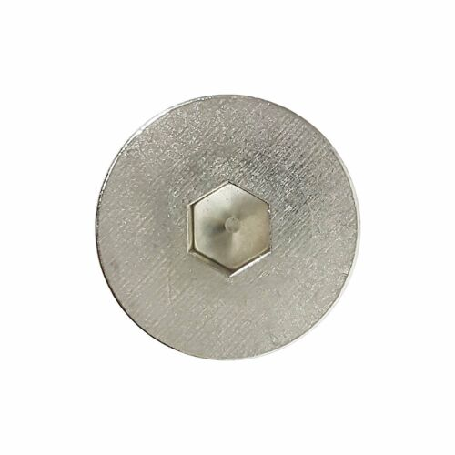 "8-32 x 1-1//2/"" Flat Head Socket Cap Screws Allen Drive Stainless Steel Qty 500"