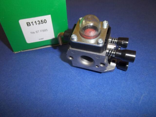 NEW REPLAC STIHL CARBURETOR ASSY FITS FS80 FS85 FC85 HS80 KM85 FC75 11350 BTT