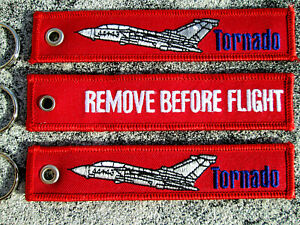 Tornado-Bundeswehr-Jet-RAF-NATO-3er-SET-Remove-Before-Flight-Aircraft-YakAir